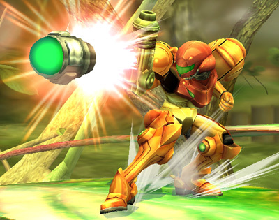 Samus Special Moves