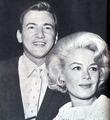 Sandra Dee with Bobby Darin
