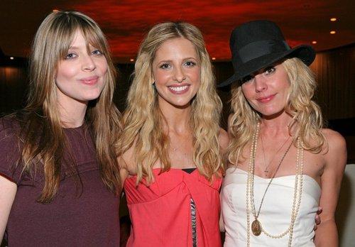 Sarah, Amber and Emma