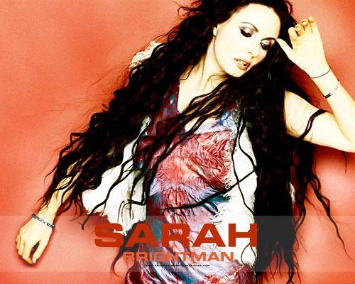 莎拉·布莱曼