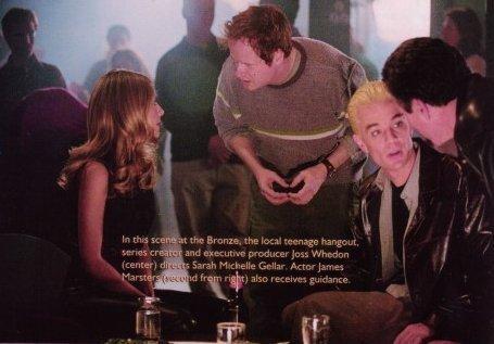 Sarah,Joss & James