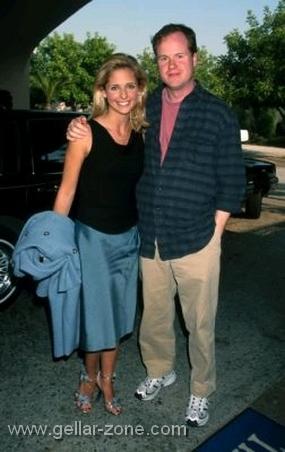Sarah & Joss Whedon