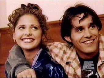 Sarah M.Gellar & Nicholas B.