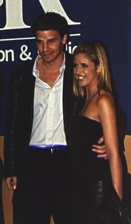 Sarah Michelle Gellar & David