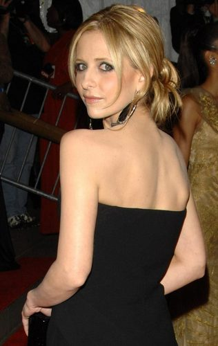 Sarah Michelle Gellar at Gala