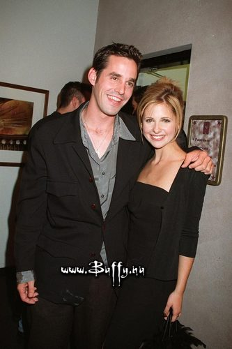 Sarah & Nicholas