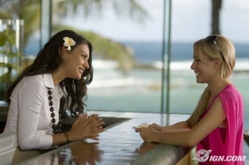 Sarah & Rachel