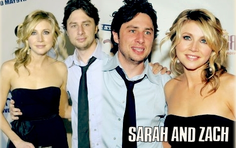 Sarah and zach