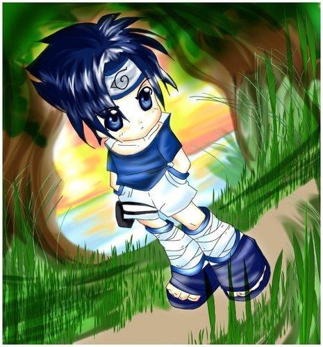 Sasuke - Chibi!?!