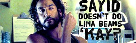 Sayid Banner