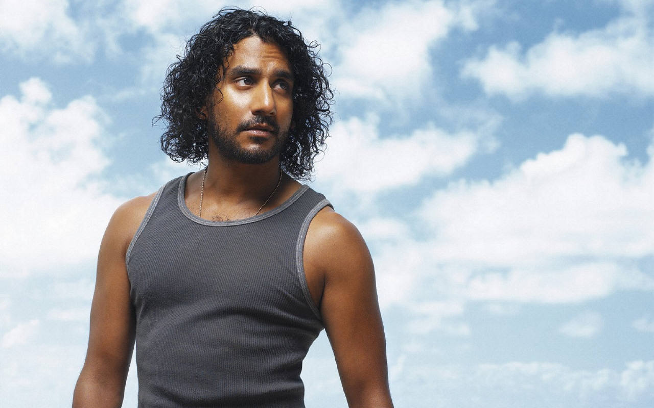 Naveen Andrews Sayid naveen andrews