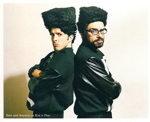 Flight of the Conchords wallpaper titled Scans from Under the Radar
