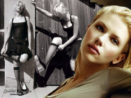 Scarlett Johansson images Scarlett HD wallpaper and background photos
