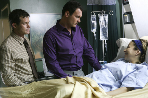 Nip/Tuck wallpaper called Sean, Christian & Liz