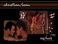 Sean & Christian - nip-tuck wallpaper