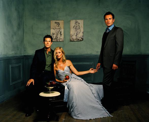 Sean, Julia, Christian