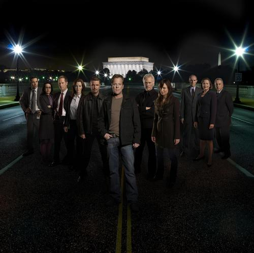 Season 7 Cast of 24