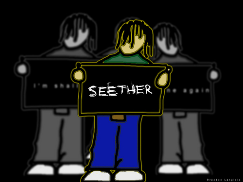Seether Unofficial Screensaver