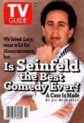 Seinfeld wallpaper probably with a newspaper, a packing box, and a portrait called Seinfeld