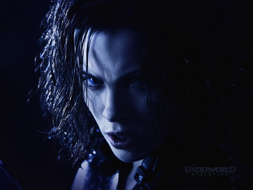Underworld wallpaper titled Selene