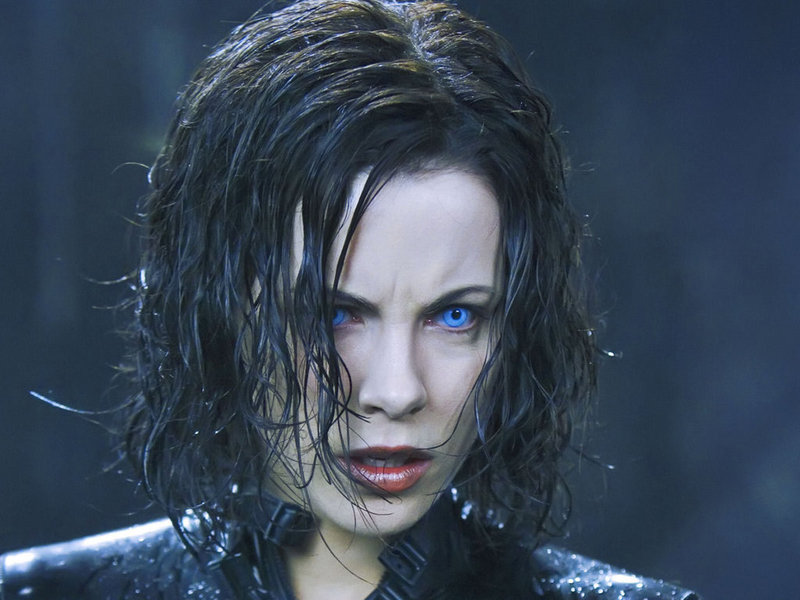 Underworld Selene Hair I had a decision to make