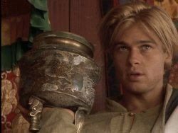 Brad Pitt wallpaper entitled Seven years in Tibet