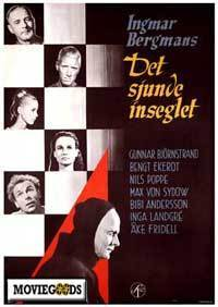 Seventh foca, selo (Swedish) poster
