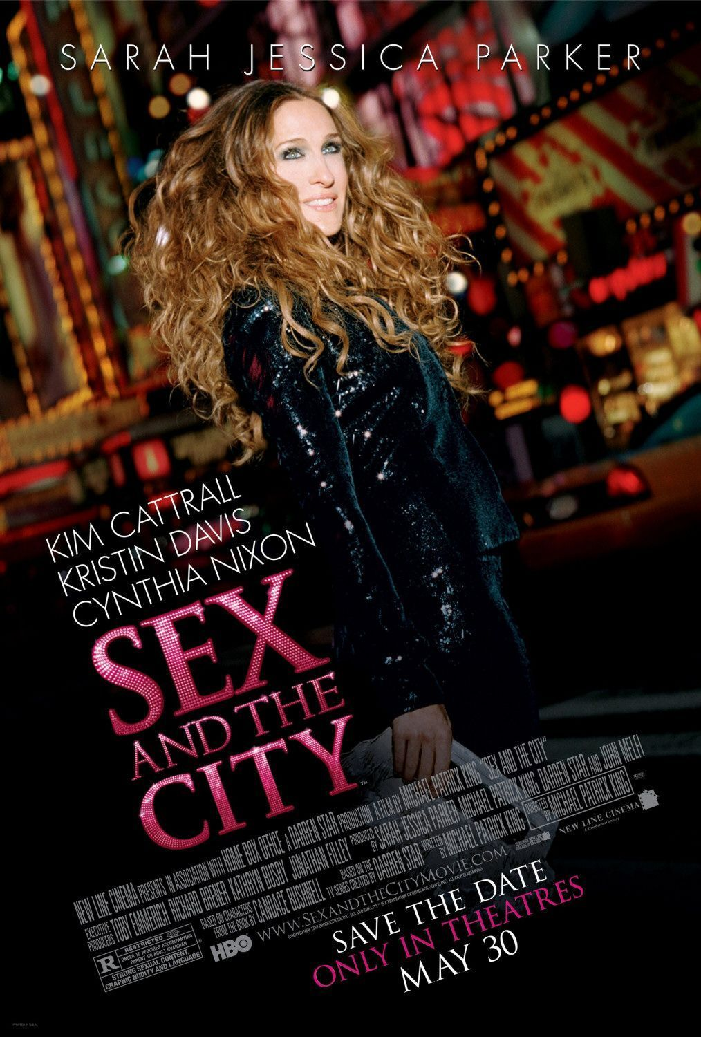 Sex Andthe City Movie 100