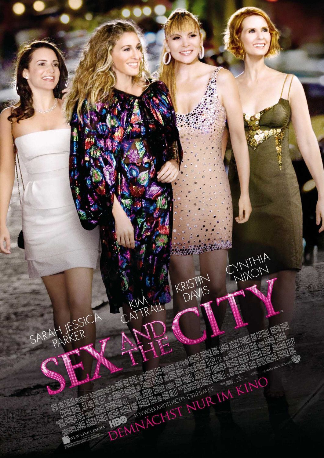 Sexo en Nueva York: La película (Sex and the City: The Movie) (2008)