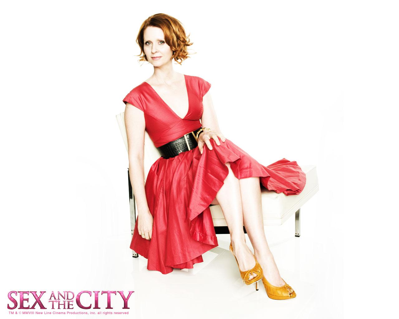 Miranda sex and the city
