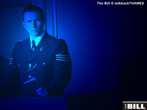 The Bill wallpaper titled Sgt Dale 'Smithy' Smith
