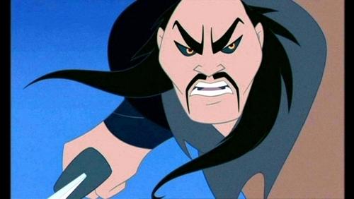 Shan Yu (Mulan)