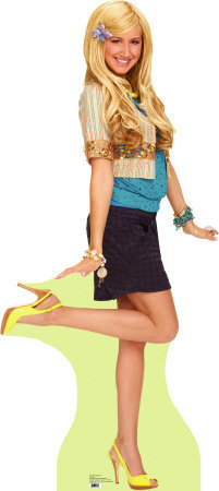 Photoshoot for High School Musical movies Sharpay-Evans-sharpay-evans-957800_201_450