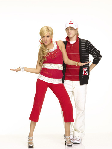 Photoshoot for High School Musical movies Sharpay-Evans-sharpay-evans-957861_375_500