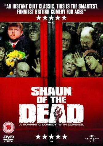 Shaun of the Dead wallpaper containing anime called Shaun Of The Dead