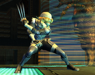 Sheik Special Moves