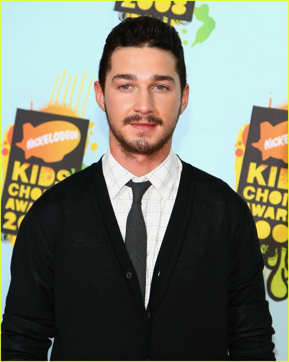 Shia @ Kids Choice Awards