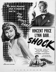 Vincent Price wallpaper probably containing a sign called Shock