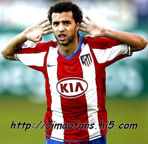 Simão @ Atletico de Madrid