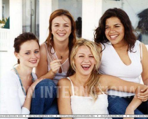 Sisterhood atrizes