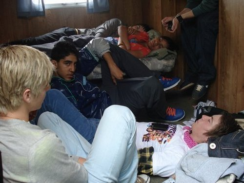Skins - Behind The Scenes