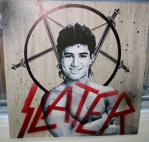 Saved by the Bell wallpaper entitled Slater