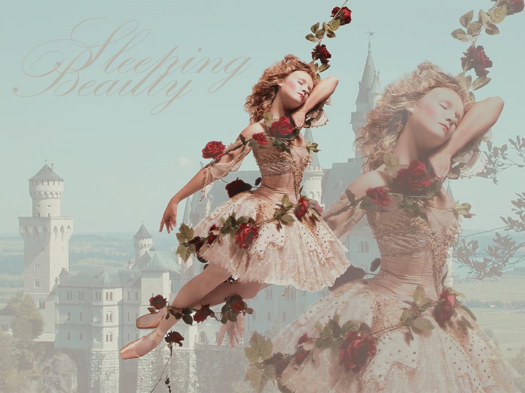 ballet images sleeping beauty wallpaper hd wallpaper and