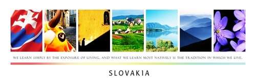 Slovakia Banner