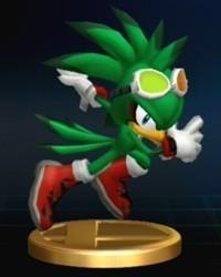 Sonic Series Trophies