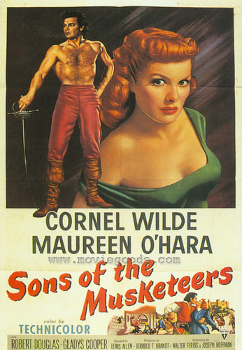 Sons of the Musketeers- 1952