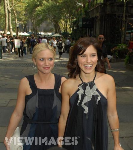 Sophia and Brittany Snow