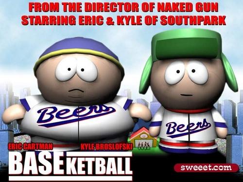 South Park BASEketball