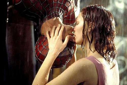 Spiderman KISS