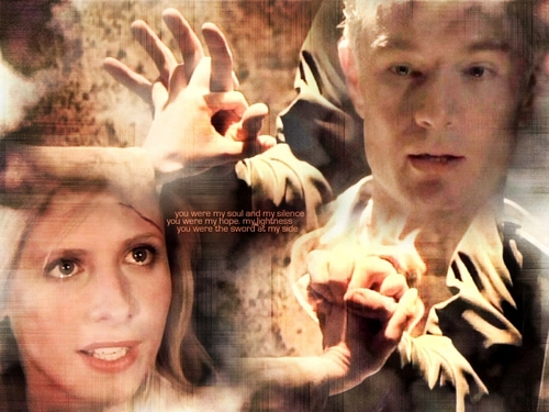 Spike & Buffy